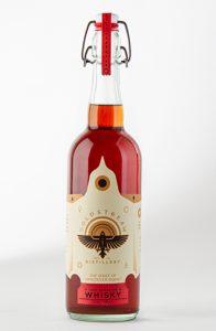 Goldstream Whisky Bottle